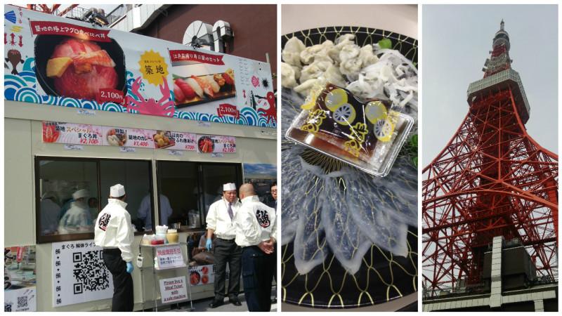 魚フェス in 東京タワー2016 西の海のお料理を紹介します