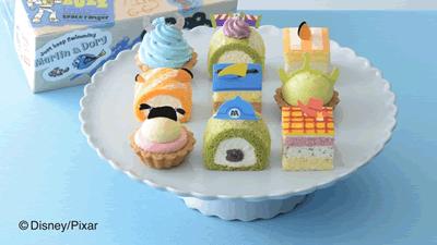 こどもの日限定プチケーキセット登場!銀座コージーコーナーから9種類のディズニーキャラクター!