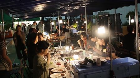 2016年も西武所沢店でバーベキューができる「デジキューBBQテラス西武所沢店」開催中!