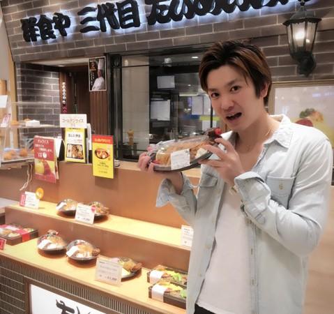 大丸東京「推し弁グランプリ」その6~大海老とチキンカツ弁当(たいめいけん)~