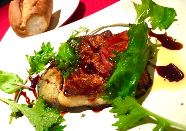 京都肉と京野菜が美味しい欧風ダイニング Grande grâce