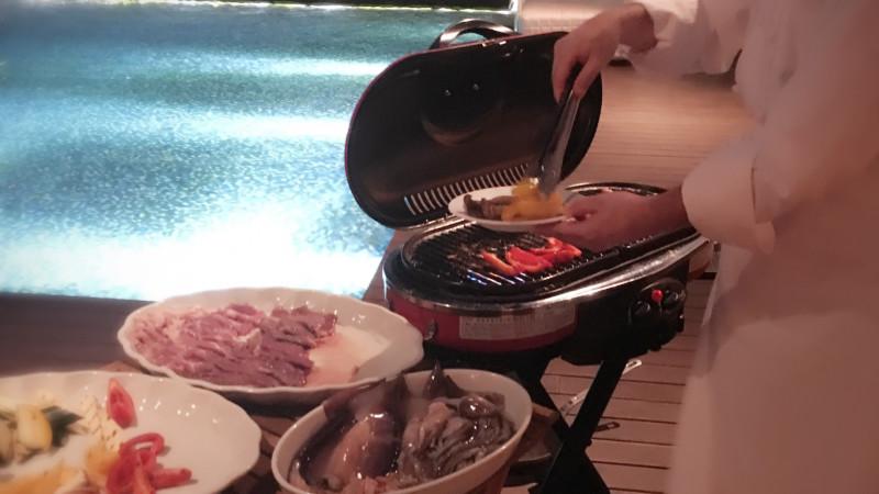 海の見える大人のバーベキュー「アマンダンブルー鎌倉」期間限定BBQ