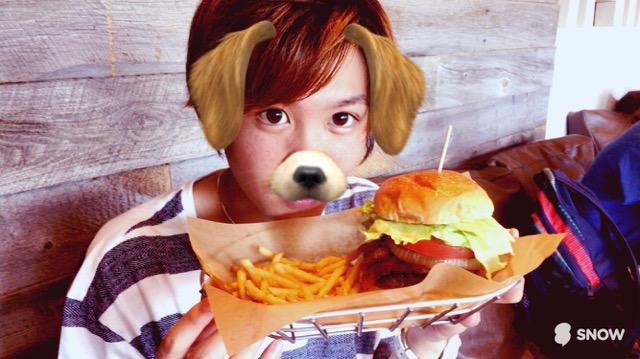 J.S.FOODIES 江ノ島で食べるアメリカンなハンバーガー!!