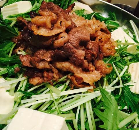 堺筋本町で肉食系におすすめの『にくまるや』
