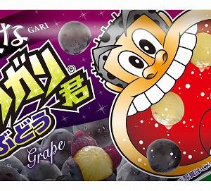 攻めのガリガリ君が登場!カベルネソーヴィニヨン果汁を使用、甘さと渋みのある「大人なガリガリ君 ぶどう」新発売!