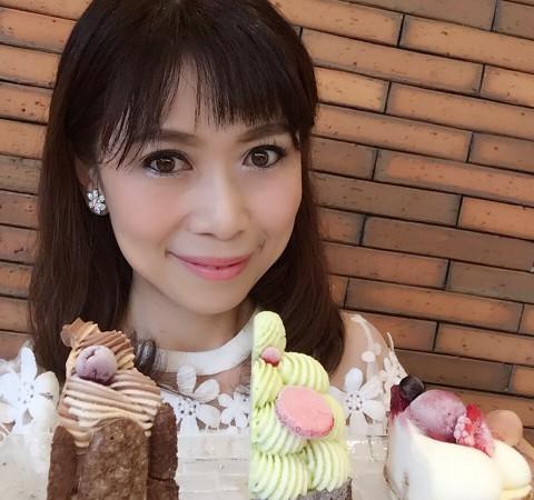 表参道【グラッシェル】限定クリスマスケーキレセプション!秋の新作も一緒に!