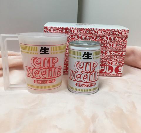 日清食品 「カップヌードル」缶詰の生カップヌードルプレゼント!!