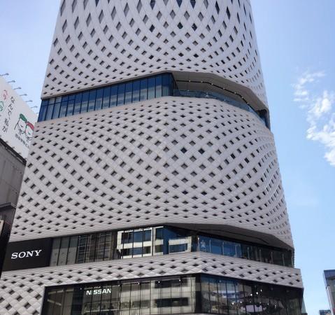 銀座プレイス【GINZA PLACE】銀座駅直結新商業施設、飲食店、オープン中の全店舗紹介
