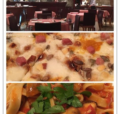 外苑前ランチ「ピッツェリア・サバティーニ青山」イタリアン石釜で焼くおいしいピザ!