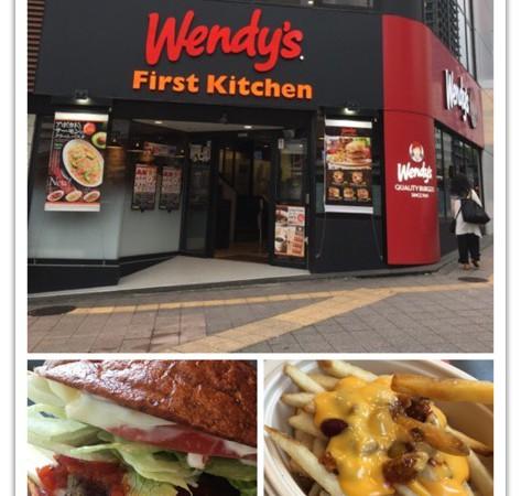 赤坂見附、新店舗オープン!「ファーストキッチン・ウェンディーズ」どちらの味も楽しめる♪