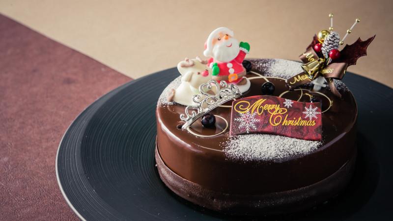 【クリスマスケーキ】ホテルパティシエがすべて手作りの見た目も可愛いX'masケーキ