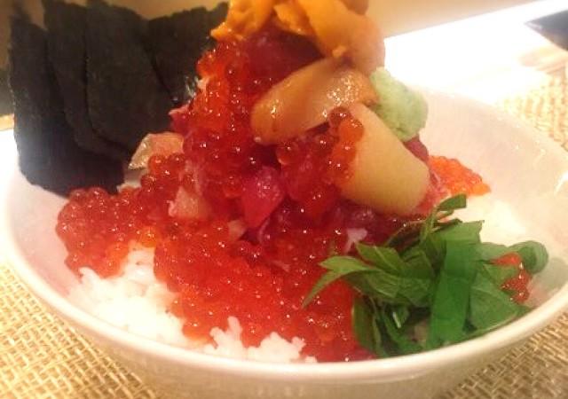 金のダイニング The Gold Rice Dining(ザゴールドライスダイニング)銀座本店/Premium Restaurant TOKYO(プレミアムレストラン東京)