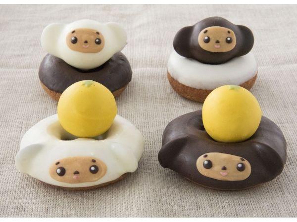 【期間限定】ドーナツのフロレスタからかわいいチェブラーシカのドーナツが発売!!