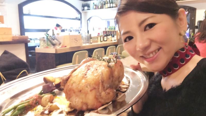 【大阪南森町】野菜ソムリエのシェフが作るおいしい イタリアンでクリスマスディナー