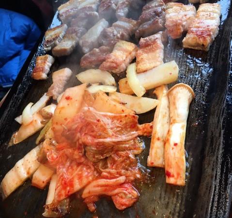 上野 味ちゃん(まっちゃん) 〜量、味に大満足の豪華ランチ〜