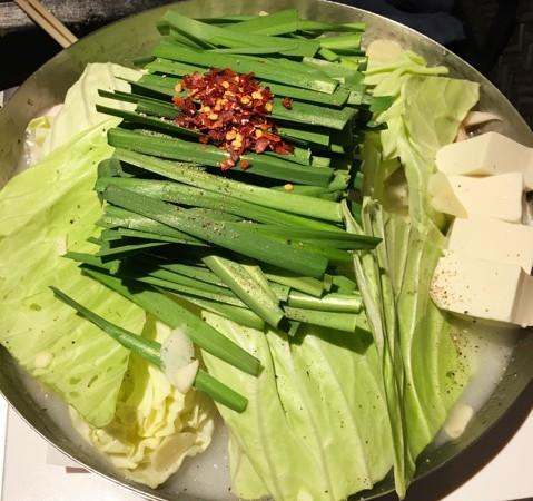 【渋谷】博多もつ鍋鉄板汐井♪博多料理と鉄板焼き!素材にこだわった料理の数々♪