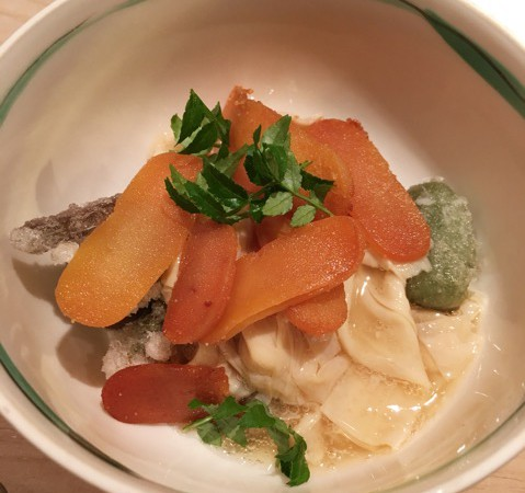 湯島「くろぎ」和食・懐石料理、湯島食べログランキング1位!予約が取れない名店♪