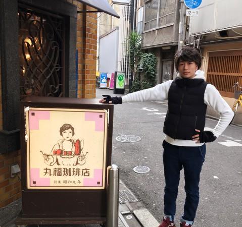 【大阪】老舗珈琲店「丸福珈琲店」昭和9年創業の珈琲店は、歴史と文化があるお店です♪