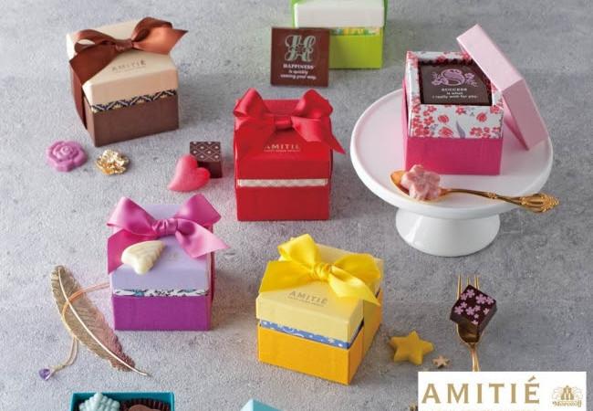 【バレンタイン特集】色で想いを伝えるカラフルで可愛いチョコレート