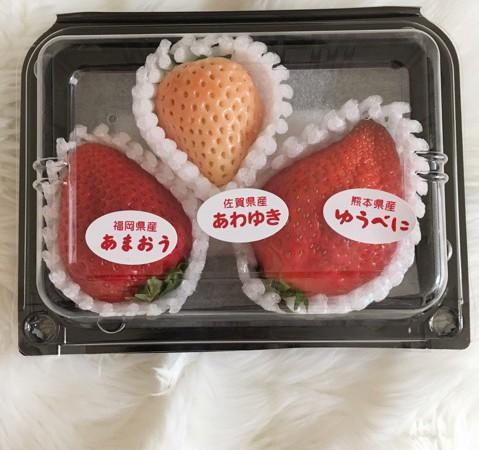 【2017年おいしい苺特集】2017年に見つけた苺、スイーツを大特集!第一弾♪