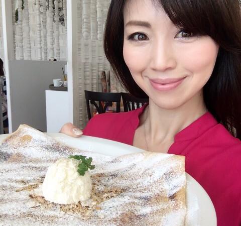 ららぽーと豊洲!「バタープレミアム」の裏メニュー!人気パンケーキ専門店バタープレミアムクレップ♪