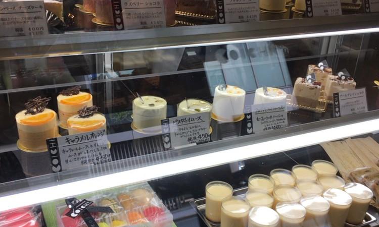 【大阪本町】大阪のおいしい洋菓子店パティシエコーイチの小麦粉を使用しないチョコケーキ