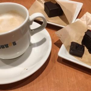 【ドトールコーヒー】コーヒーにあうおいしいスイーツ!ドトール ブラウニーチョコレート