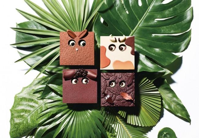 【春のギフト】可愛らしい動物をモチーフにしたチョコレートがラ・メゾン・デュ・ショコラから新発売!