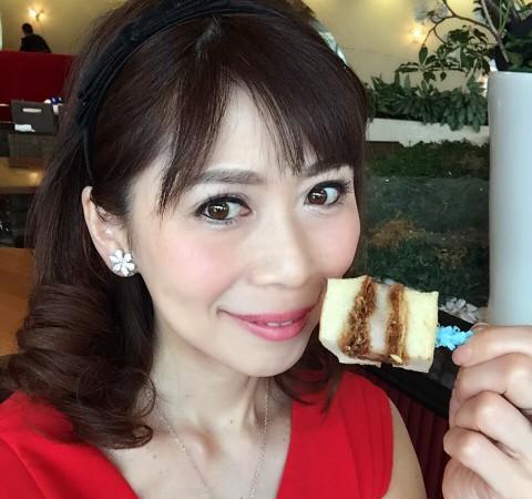 【ホテルニューオータニ 】スイーツ&サンドイッチブランチビュッフェ♪