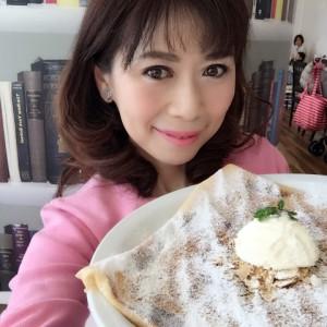 Butterバターパンケーキ豊洲店の裏メニューはクレップ♪パンケーキタワーのお店♪