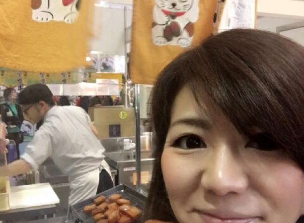 食博2017 日本の味くらべ館!試食もできる鹿児島のおいしいさつま揚げ