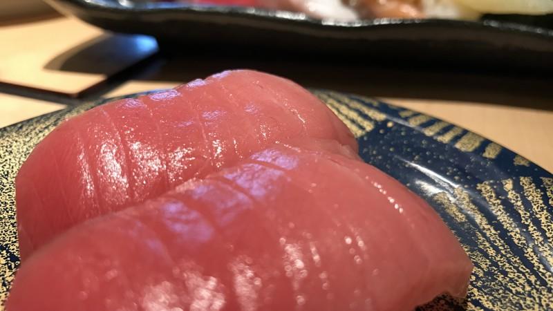 【大阪・堺市】魚屋さんのお寿司屋さんは、マグロ自慢!「大起水産回転寿司」