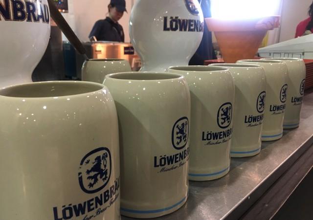 2017 食博覧会・大阪にドイツビールが大集合!ジャーマンビアフェスト!