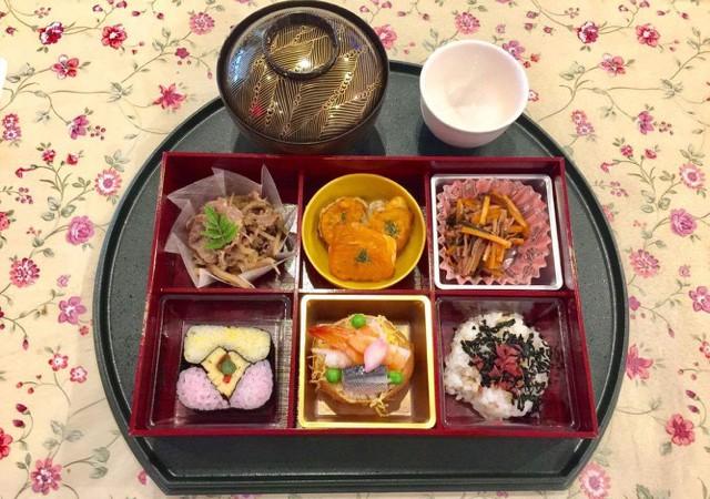 【食博覧会2017】日本の祭りと和食文化が織りなす宴がテーマの5号館で期間限定の和食弁当「宴御膳」!!