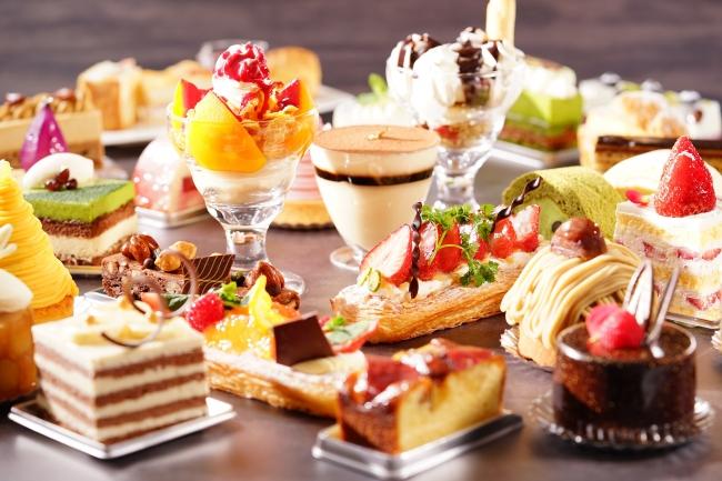 【スイーツオーダーブッフェ】ホテル日航大阪!桜モンブランや桜スイーツが楽しめるスイーツブッフェ