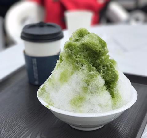 お伊勢さん菓子博2017 菓子博限定商品の赤福のカキ氷 「赤福氷」 とは