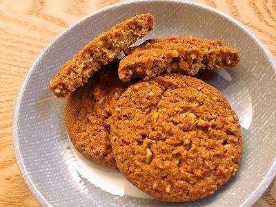 【福島】会津のお菓子の蔵「太郎庵」のサクサクバターせんべい「会津盆地」