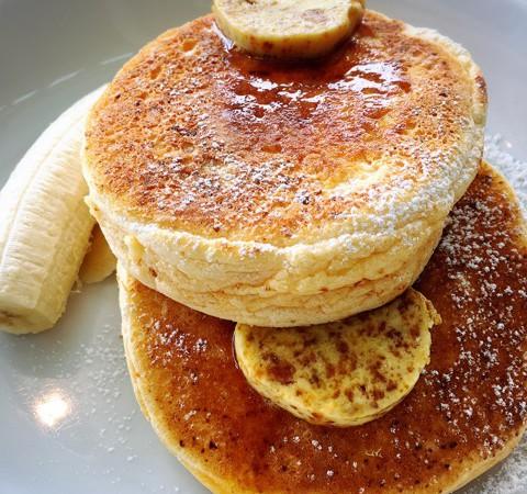 ビルズ  横浜赤レンガ倉庫店  ハリウッドセレブも絶賛したリコッタパンケーキ!