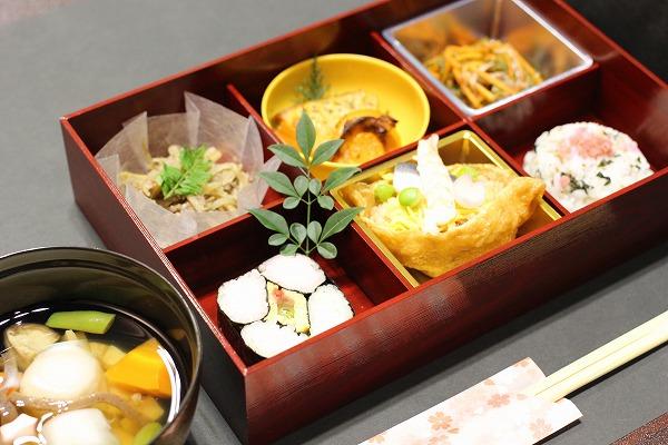 食博2017 ゆっくり座っていただける 伝統の和食を味わえる「宴茶房」