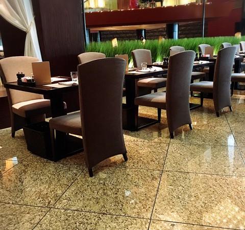 ランチブッフェ♪ カスケイドカフェ  (Cascade Cafe) ANAインターコンチネンタルホテル東京
