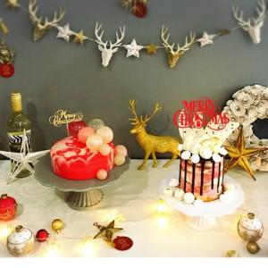 コッタ(cotta)インスタ映えするクリスマスケーキお披露目会