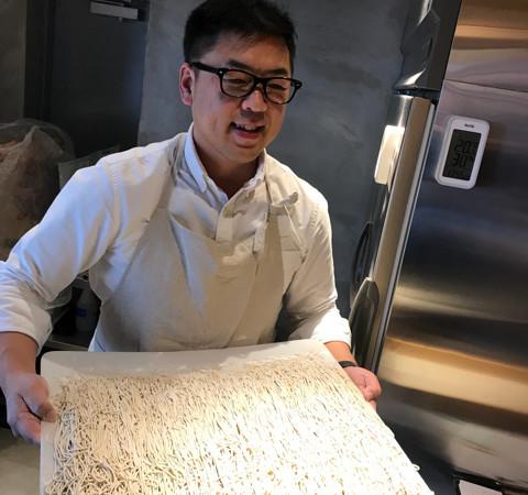 「じねんじょ庵」青葉台は蕎麦屋界のニューウェーブ店