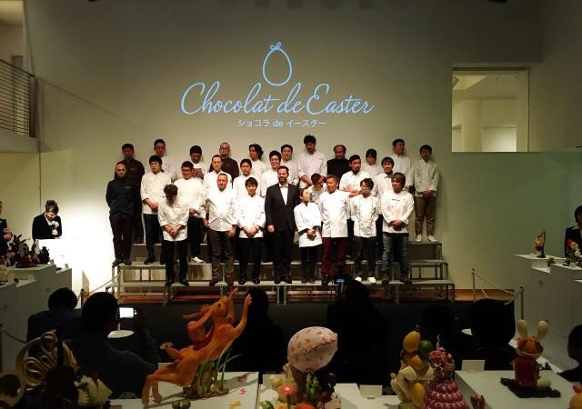 国内最大級のイースターイベント 『はじめよう、ショコラ de イースター』2018開催‼︎
