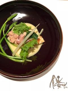 倭(わ)が西麻布に 6月1日 金曜日 オープン。新しい和食の形、引き算の料理を提供する