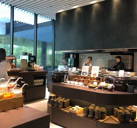 大阪駅前に新しいホテルがOPEN!!自然がテーマのホテルヴィスキオ大阪をご紹介!イタリアンキッチンヴェルデカッサ