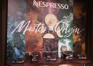 ネスプレッソ新コーヒーシリーズ 「マスターオリジン」発表会
