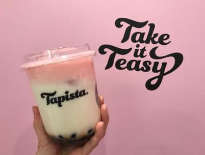 タピオカ専門店Tapista(タピスタ)インスタ映える代官山タピオカスタンド