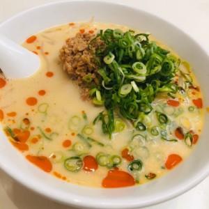 冷たい豆乳担々麺 神座飲茶楼ジョイナス横浜店の夏グルメ