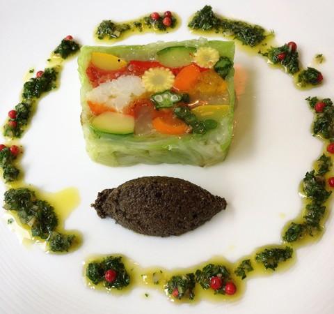 札幌の南仏フレンチレストラン 『プロヴァンサル キムラ』でランチ