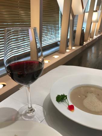ネスカフェ香味焙煎インスタントコーヒー神の雫マリアージュ期間限定winebistroディナーメニュー